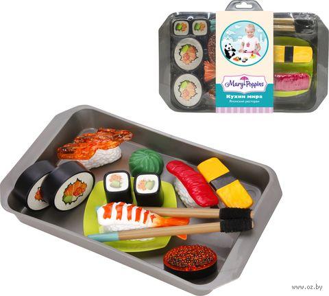 """Игровой набор """"Японский ресторан"""" (арт. 453139) — фото, картинка"""