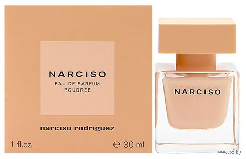 "Парфюмерная вода для женщин ""Narciso Poudree"" (30 мл) — фото, картинка"