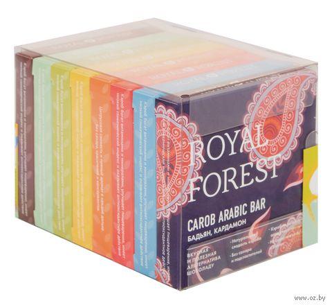 "Набор шоколада из кэроба ""Royal Forest"" (600 г) — фото, картинка"