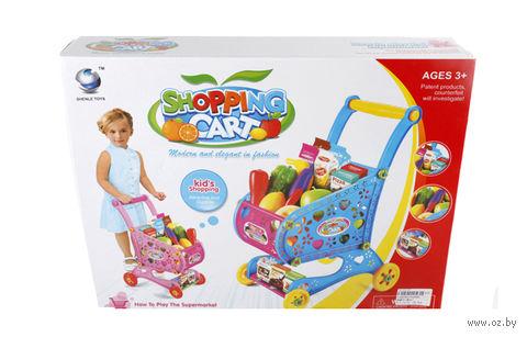 """Игровой набор """"Супермаркет"""" (арт. SL868A) — фото, картинка"""