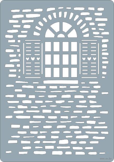 Трафарет (арт. DTRB0206)
