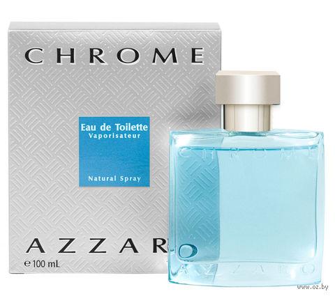 "Туалетная вода для мужчин Azzaro ""Chrome"" (100 мл) — фото, картинка"