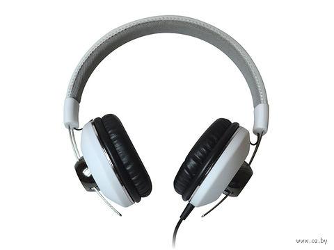 Гарнитура Maxell MXH-HP600 RETRO DJ2 (White) — фото, картинка