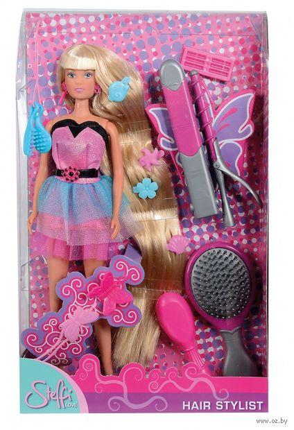 "Кукла ""Штеффи. Укладка волос"" — фото, картинка"