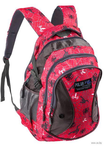 Рюкзак 80062 (24,5 л; красный) — фото, картинка