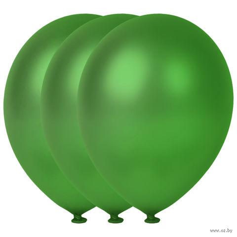 """Шар воздушный """"Зеленый"""" (продается только в розничных магазинах OZ) — фото, картинка"""
