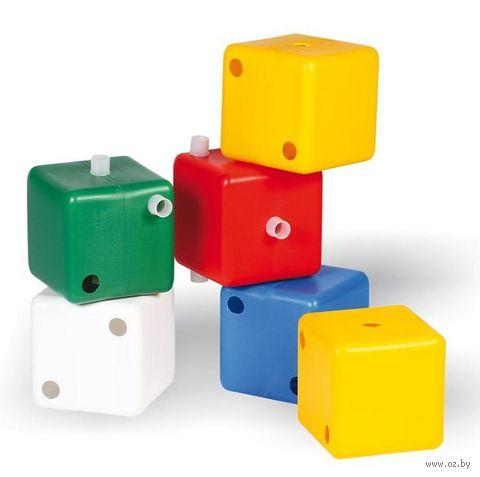 """Кубики """"Мегакуб"""" (6 шт.; арт. 13011) — фото, картинка"""