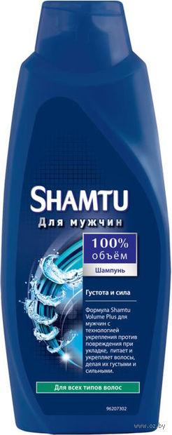 """Шампунь SHAMTU """"Густота и сила"""" для мужчин для ослабленных волос (700 мл)"""