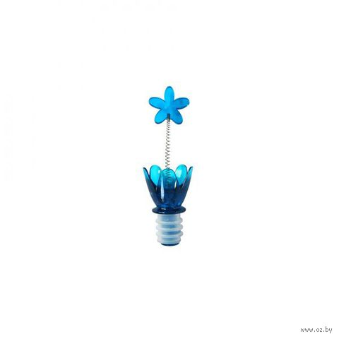 Набор пробок для бутылки декоративных пластмассовых (2 шт, 3,5х12 см, арт. 263569)