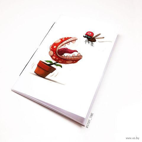 """Блокнот """"Марио"""" (А5; арт. 862) — фото, картинка"""
