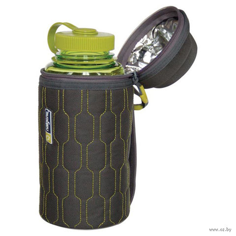 Чехол для бутылки Bottle Carrier Insulated (серый) — фото, картинка