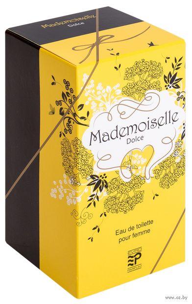 "Туалетная вода для женщин ""Mademoiselle. Dolche"" (100 мл) — фото, картинка"