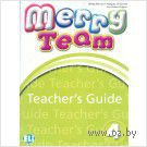 Merry Team: Teacher's Guide v. 4 (+ CD) — фото, картинка