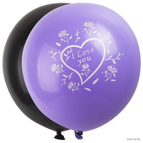 """Шар воздушный """"I Love You"""" (продается только в розничных магазинах OZ) — фото, картинка"""