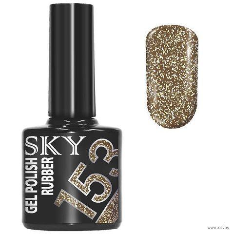 """Гель-лак для ногтей """"Sky"""" тон: 153 — фото, картинка"""