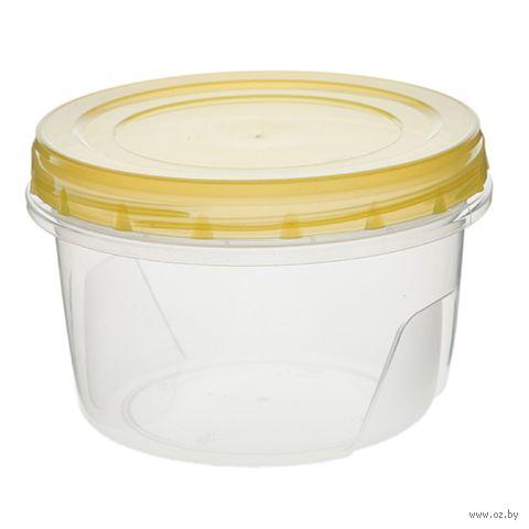 Банка для сыпучих продуктов пластмассовая (0,3 л) — фото, картинка