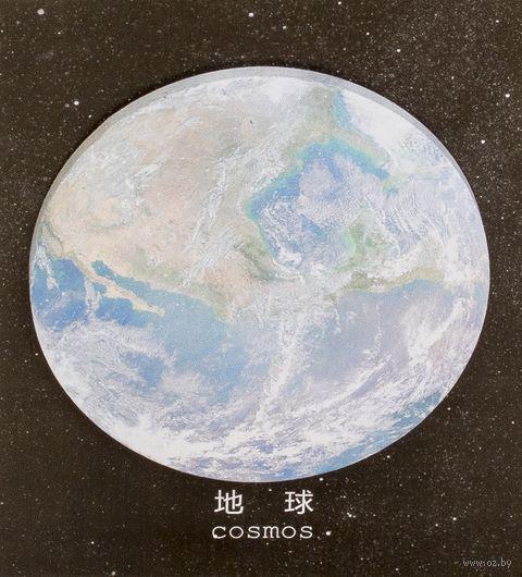 """Стикеры """"Земля"""" (110х110 мм; 30 листов) — фото, картинка"""