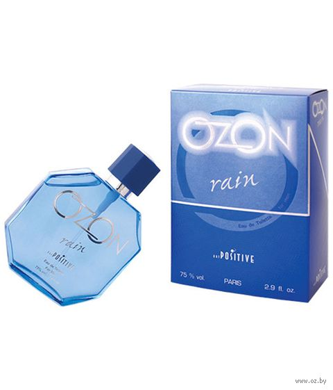 """Туалетная вода для мужчин """"Ozon Rain"""" (85 мл) — фото, картинка"""