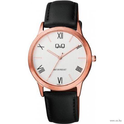 Часы наручные (чёрные; арт. QB36J117) — фото, картинка