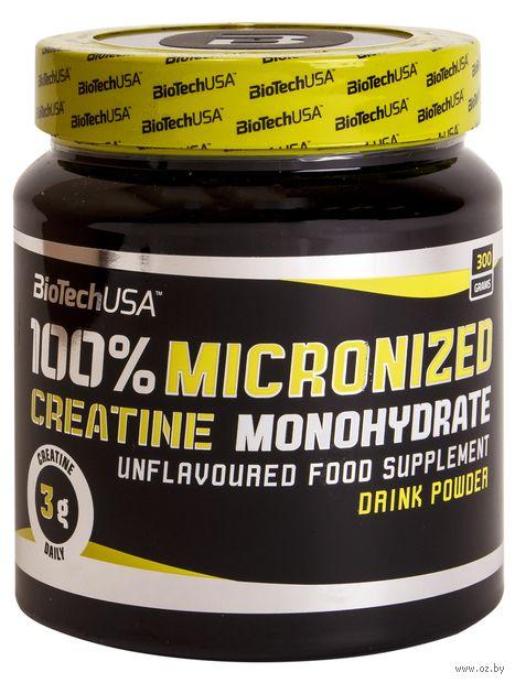 """Креатин """"100% Creatine Monohydrate"""" (300 г) — фото, картинка"""