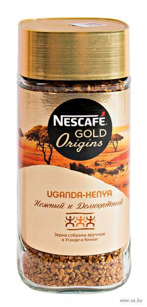 """Кофе растворимый """"Nescafe. Gold Origins. Uganda-Kenya"""" (85 г; в банке) — фото, картинка"""