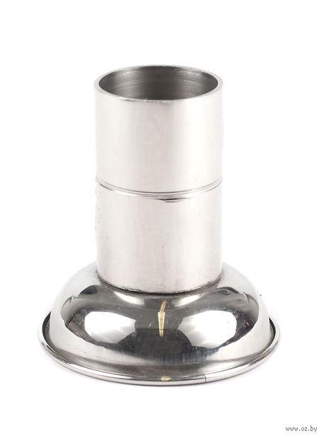 Подставка для зубочисток металлическая (50 мм)