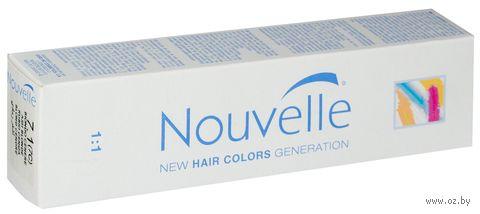 """Крем-краска для волос """"Nouvelle Hair Color"""" (тон: 7.1, средне-пепельный русый)"""