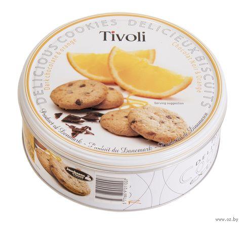 "Печенье ""Tivoli. Апельсин"" (150 г) — фото, картинка"