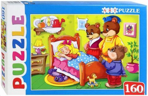 """Пазл """"Три медведя"""" (160 элементов) — фото, картинка"""