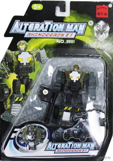 """Конструктор """"Робот-трансформер"""""""