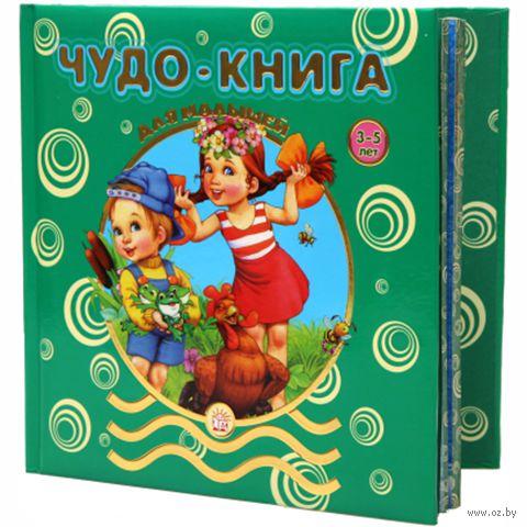 Чудо-книга для малышей 3-5 лет — фото, картинка