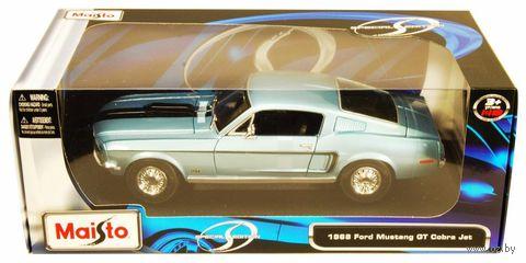 "Модель машины ""Ford Mustang GT Cobra Jet"" (масштаб: 1/18) — фото, картинка"
