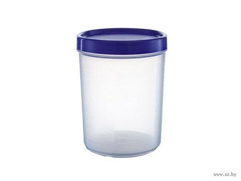"""Контейнер для хранения продуктов """"Vandi"""" (1,2 л; лазурно-синий) — фото, картинка"""