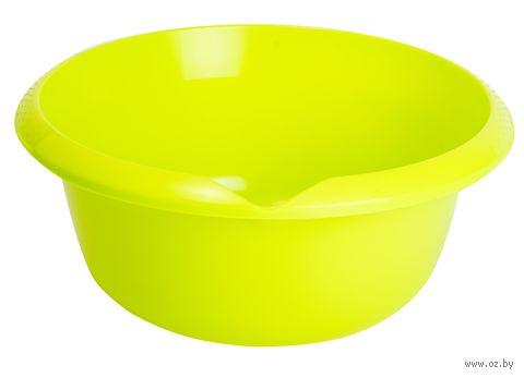 Миска (5 л; салатный) — фото, картинка