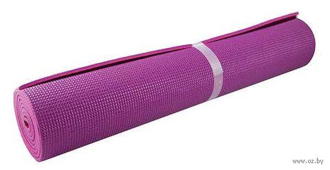 Коврик для йоги (172,7х61x0,3 см; двойной; арт. AYM-01 double) — фото, картинка
