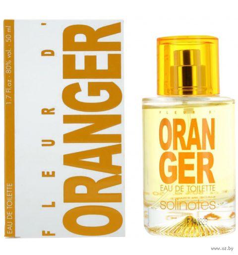 """Парфюмерная вода для женщин """"Oranger"""" (50 мл) — фото, картинка"""