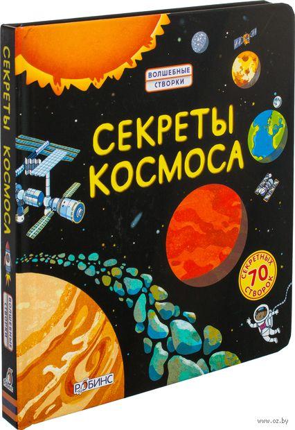 Секреты космоса. Роб Джонс