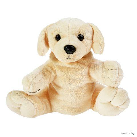 "Мягкая игрушка ""Кукла на руку. Собака"" (27 см)"