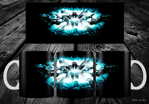"Кружка ""StarCraft"" (арт. 12) — фото, картинка"
