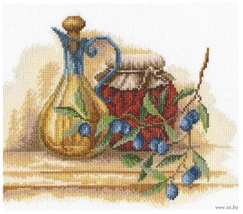 """Вышивка крестом """"Тосканский натюрморт"""""""