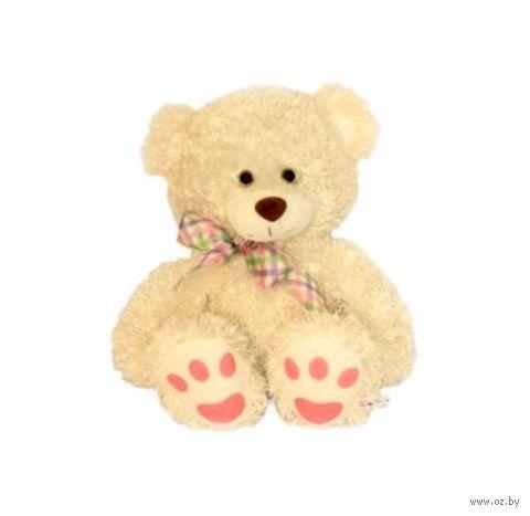 "Мягкая игрушка ""Медведь Лохматик"" (34 см) — фото, картинка"