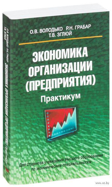 Экономика организации (предприятия). Практикум — фото, картинка