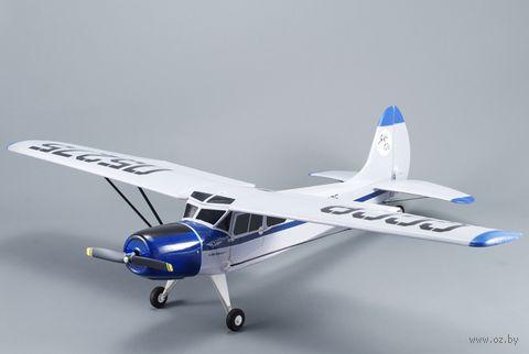 """Самолет на радиоуправлении """"Yak-12"""" — фото, картинка"""