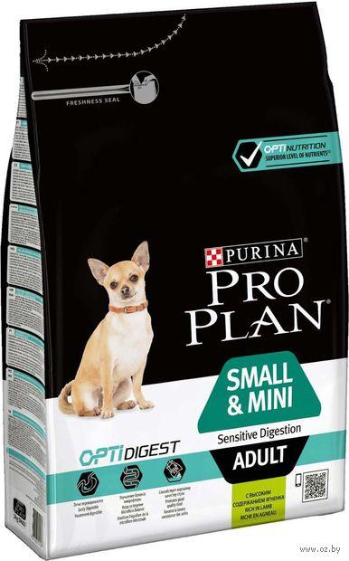 """Корм сухой для собак """"Sensitive Digestion"""" (3 кг; ягненок и рис) — фото, картинка"""