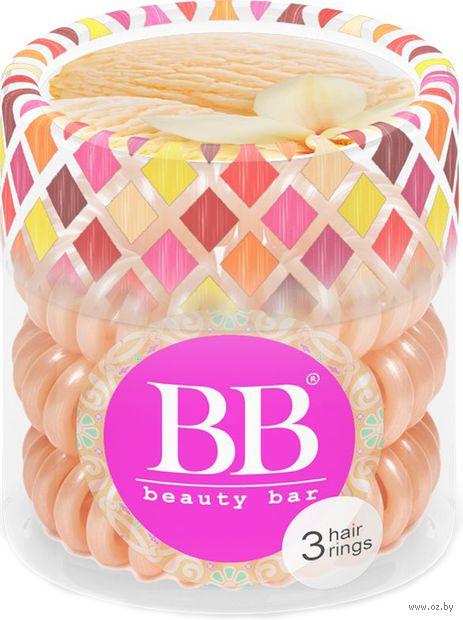 """Резинка для волос """"Beauty Bar"""" (3 шт, арт. 820152) — фото, картинка"""