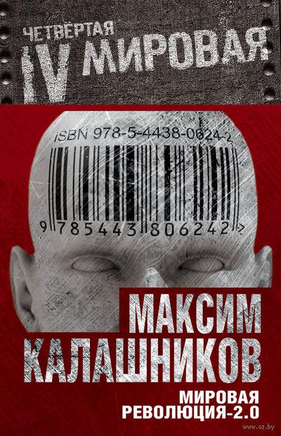 Мировая революция-2.0. Максим Калашников