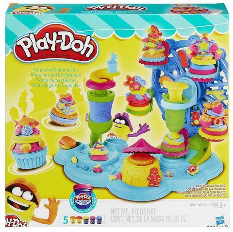 """Набор для лепки """"Play-Doh. Карнавал сладостей"""""""