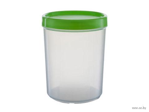 """Контейнер для хранения продуктов """"Vandi"""" (1,2 л; салатный) — фото, картинка"""