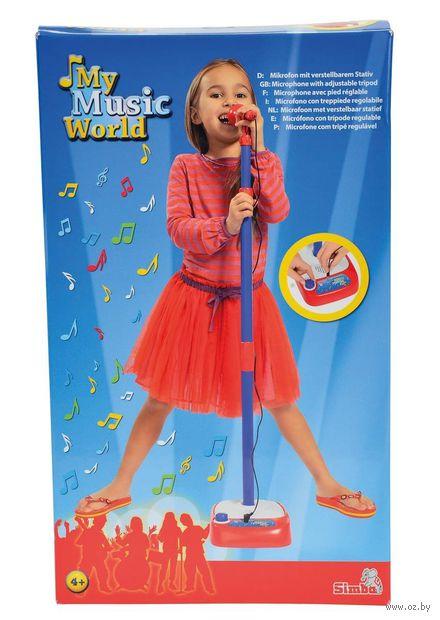 """Музыкальная игрушка """"Микрофон"""" — фото, картинка"""