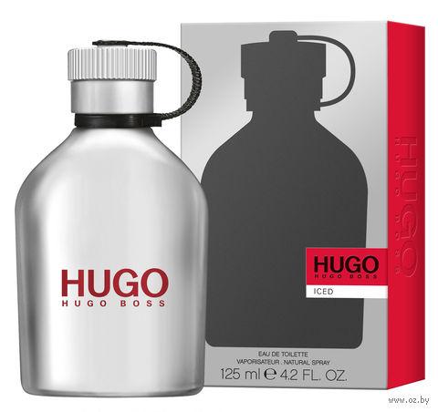 """Туалетная вода для мужчин Hugo Boss """"Iced"""" (125 мл) — фото, картинка"""